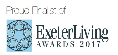Proud Finalists Of The Exeter Living Awards 2017